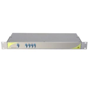 Мультиплексор CWDM одноволоконный 4-канальный