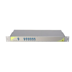 Мультиплексор CWDM одноволоконный 6-канальный