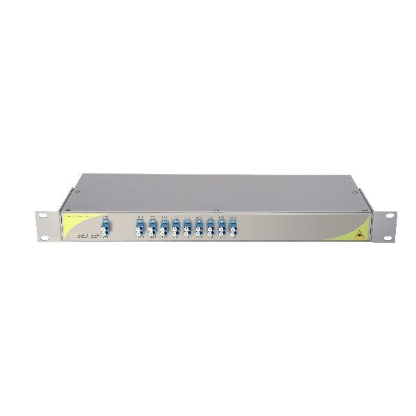 Мультиплексор CWDM одноволоконный 9-канальный