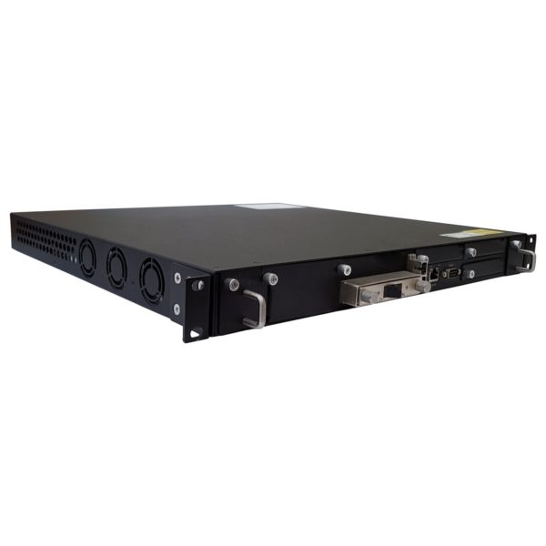 Транспондер MT-TP100G31, 100Гбит/с, 1U, 2 АС/DC блока питания, встроенный блок управления и мониторинга