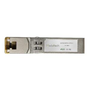Трансивер TPoP Smart SFP Copper, 1.544/2.048 Мбит/с (DS1/E1), до 100 м, UTP