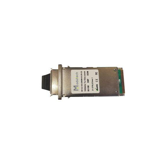 Оптический трансивер X2 DWDM, 10 Гбит/с, до 80 км, SMF
