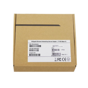Сетевая карта 10Gigabit Ethernet, SFP+ порт, 1*10G Base-X, 10 Гбит/с, Intel 82599