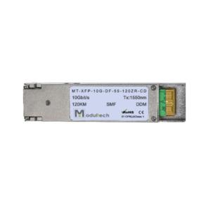 Оптический трансивер XFP, 10 Гбит/с, до 120 км, SMF