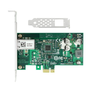 Сетевая карта PoE Gigabit Ethernet, RJ-45, 1*10/100/1000Base-T, 1,25 Гбит/с, Intel i210