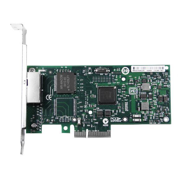 Сетевая карта Gigabit Ethernet, 2 RJ-45, 2*10/100/1000Base-T, 1,25 Гбит/с, Intel i350