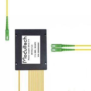 PLC-1x2 (ABS box) SC/APC