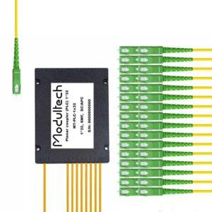 PLC-1x32 (ABS box) SC/APC