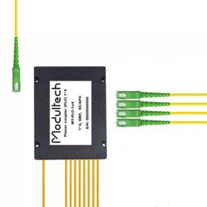 PLC-1x4 (ABS box)