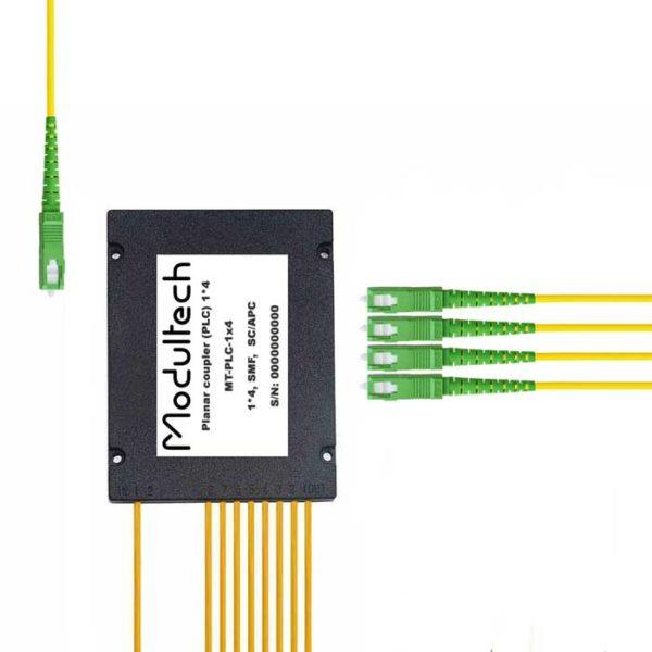 PLC-1x4 (ABS box) SC/APC