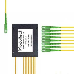PLC-1x8 (ABS box) SC/APC