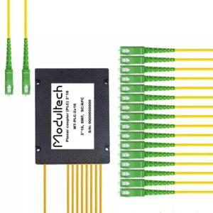 PLC-2x16 (ABS box)