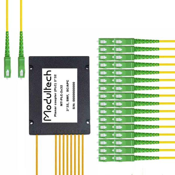 PLC-2x32 (ABS box)