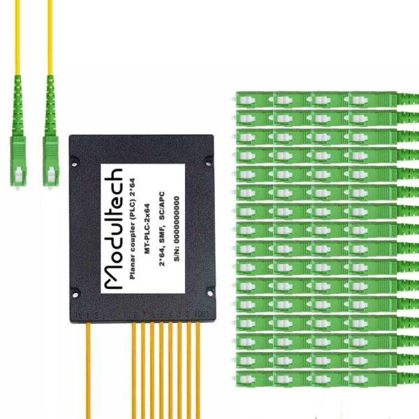 PLC-2x64 (ABS box)