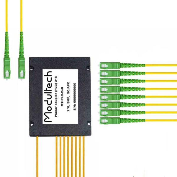 PLC-2x8 (ABS box)