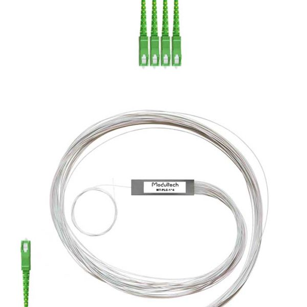 PLC-1x4 (steel tube) SC/APC