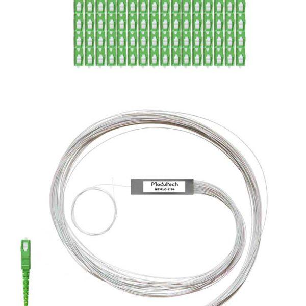 PLC-1x64 (steel tube) SC/APC