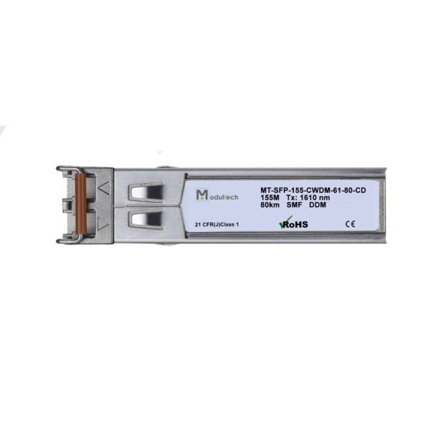 MT-SFP-155-CWDM-61-80-CD