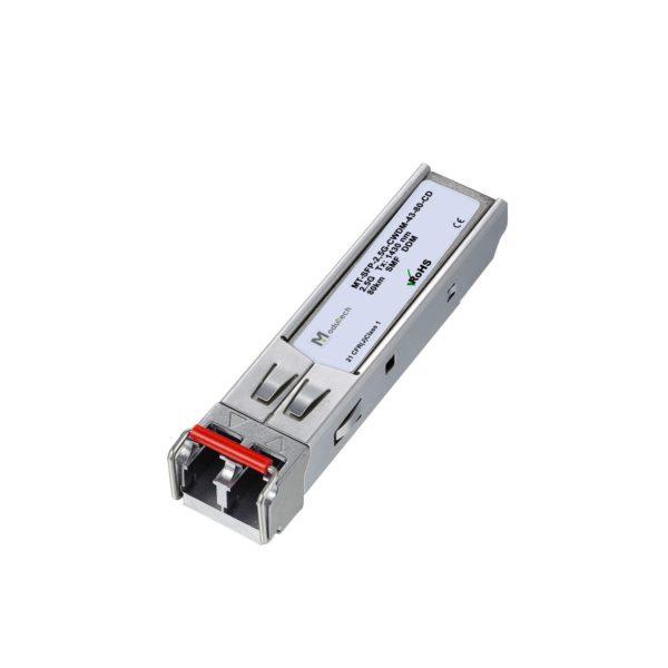 SFP CWDM 2.5G 80km 1430nm