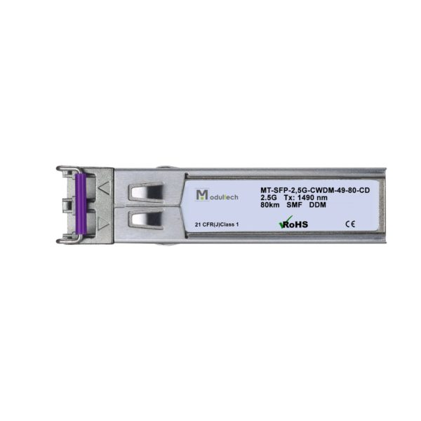 MT-SFP-25G-CWDM-49-80-CD