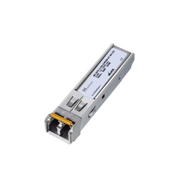 SFP CWDM 2.5G 80km 1570nm