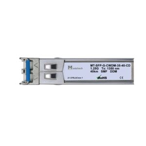 MT-SFP-G-CWDM-35-40-CD