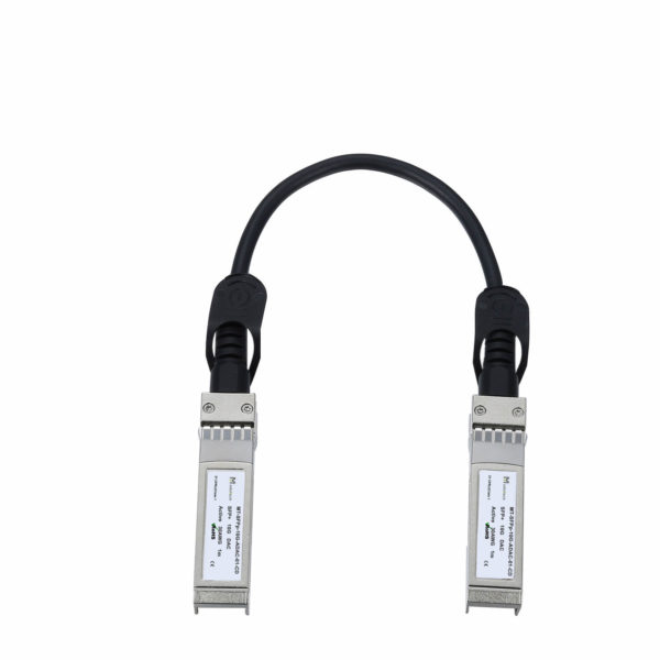 Трансивер Direct attach cable SFP plus, Active, 10 Гбит/с, 1 м