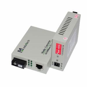 медиаконвертер MT-MC-100/G-35-40-SA-LD общий вид