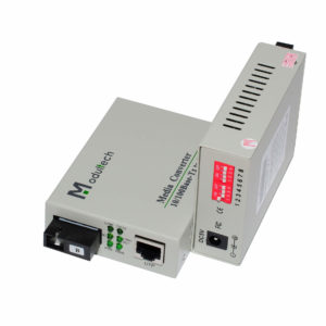медиаконвертер MT-MC-100/G-53-40-SA-LD общий вид