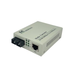 Медиаконвертер 1000M 1550 80kм SMF