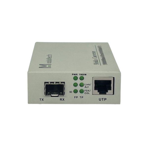 Mediaconverter SFP slot 100/1000FX