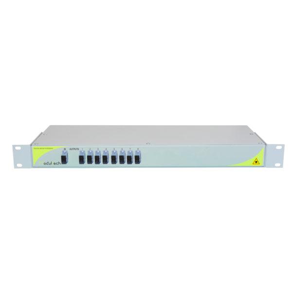 PLC-1x8 (Rack Unit) SC/UPC