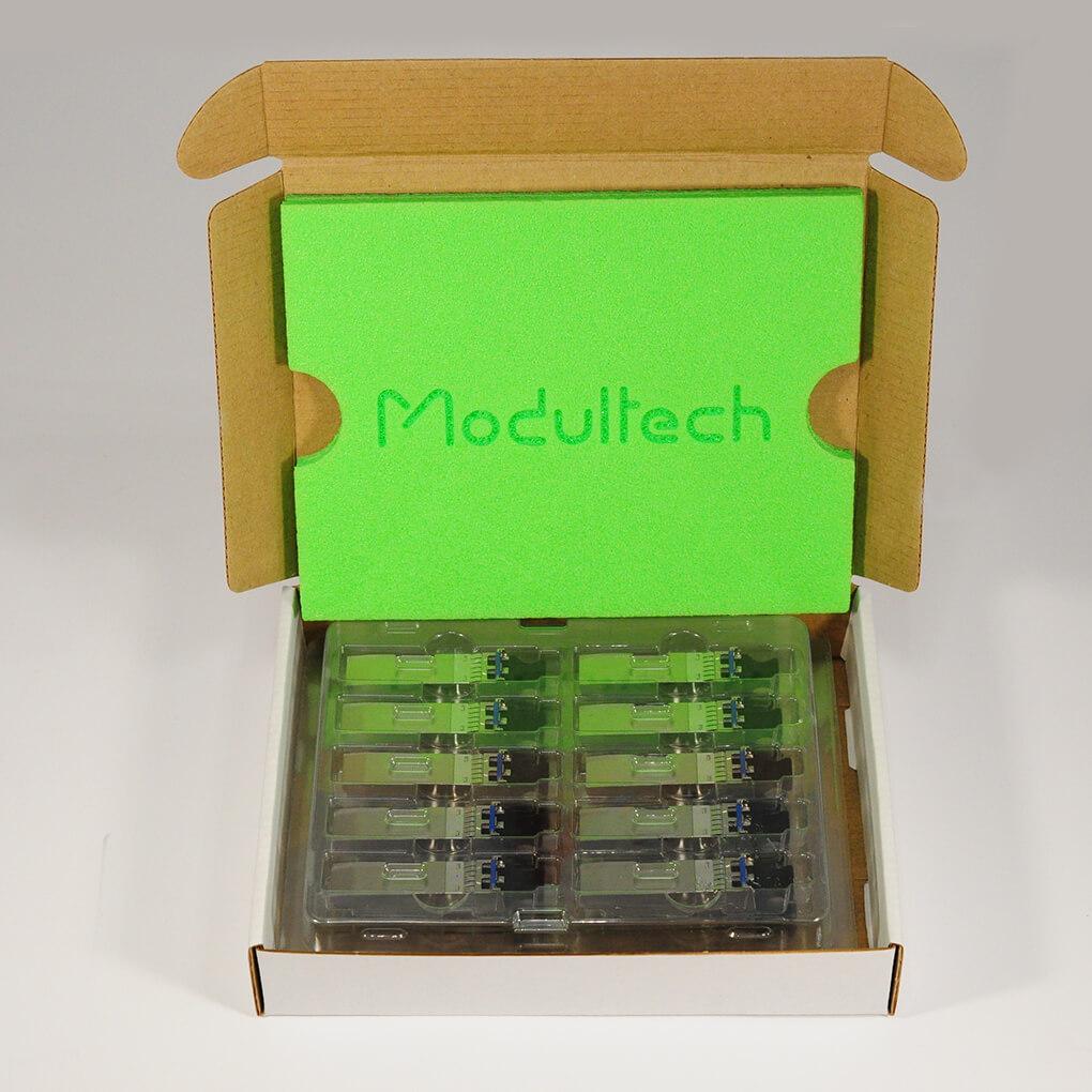 Фото стандартного блистера в фирменной коробке