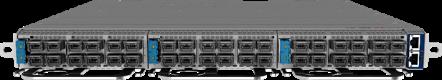 Плотность портов 100G