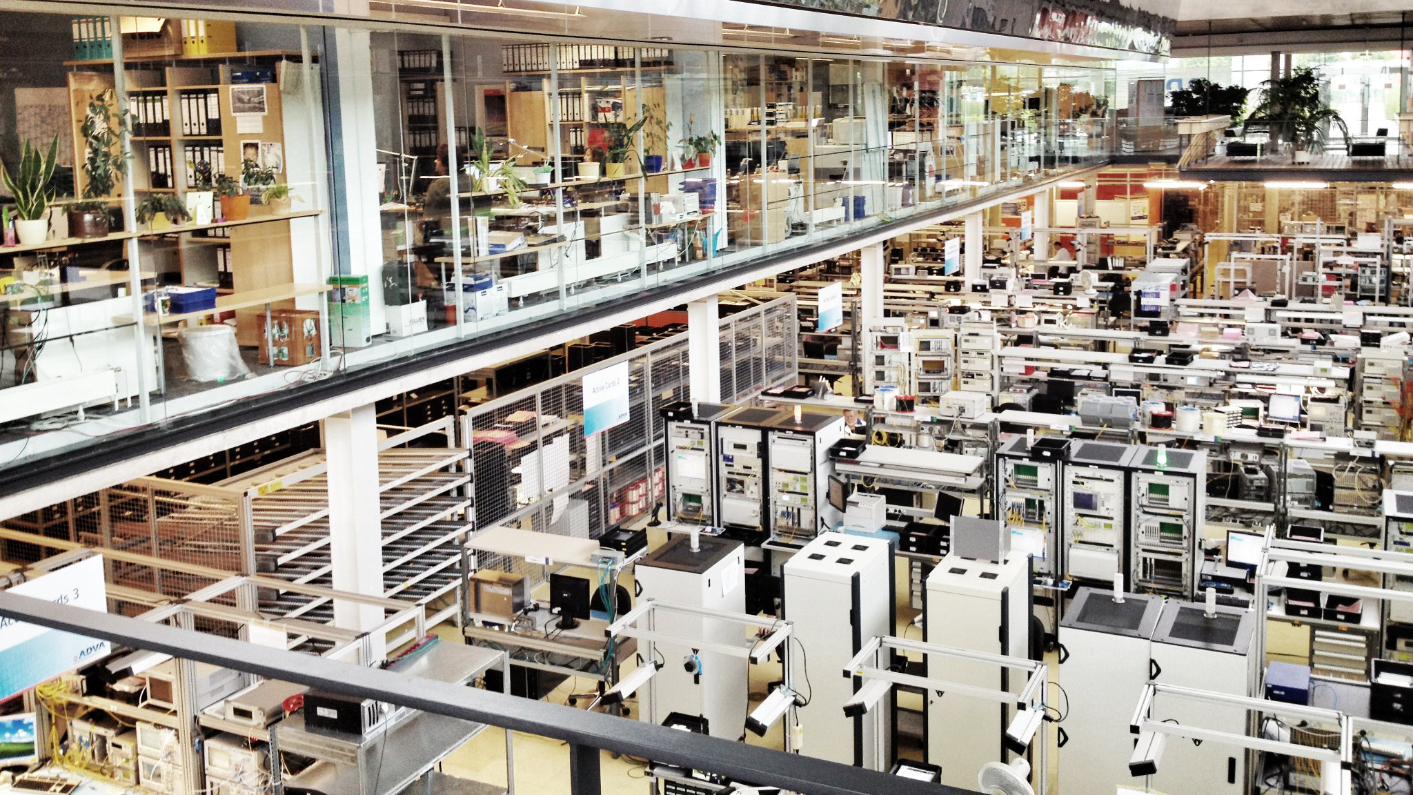 ADVA Meiningen lab