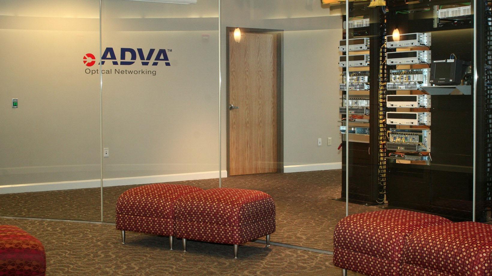 ADVA office lobby
