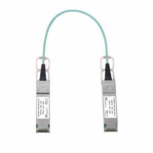 Оптический трансивер Active optical cable QSFP28, 100 Гбит/с, 20 м