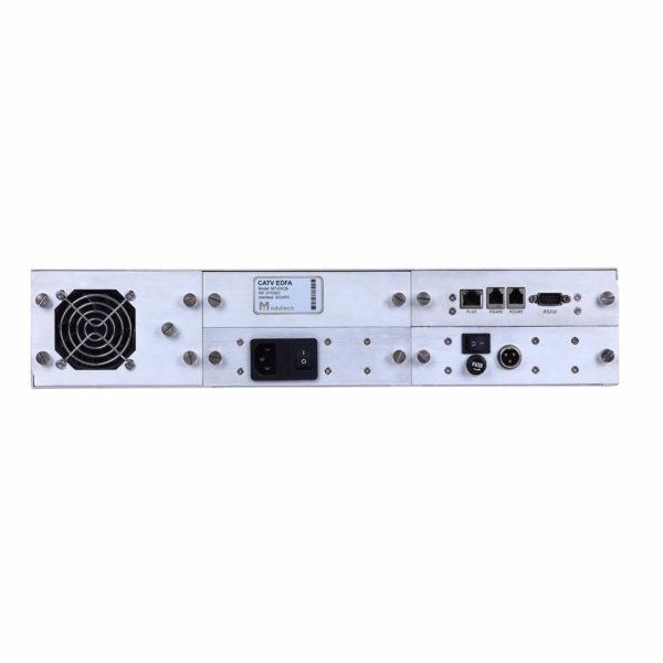 Оптический усилитель CATV+PON, 28 дБм, 8 портов