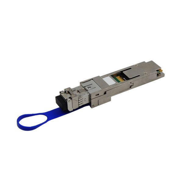 конвертер интерфейсов QSFP+ - SFP+