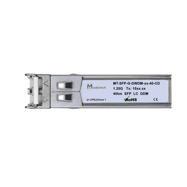 MT-SFP-G-DWDM-xx-40-CD