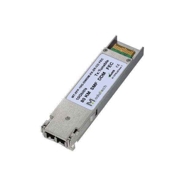 XFP DWDM Tunable FEC 80km