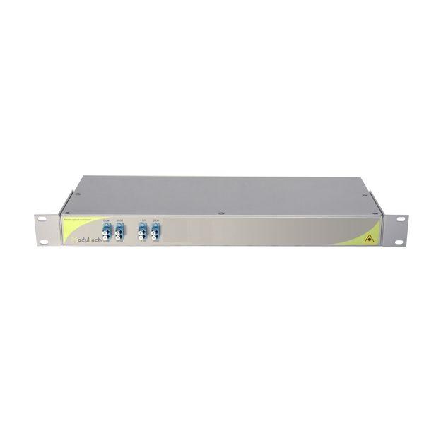 Мультиплексор CWDM двухволоконный 2-канальный