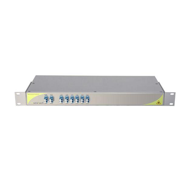 Мультиплексор CWDM двухволоконный 6-канальный