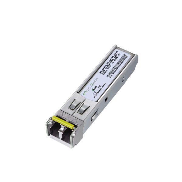 SFP 2.5G 1550 80km индустриальный