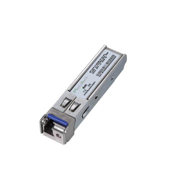 SFP WDM 1.25G 1310 20km LC индустриальный