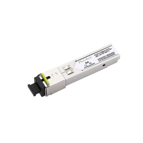 SFP WDM 1.25G 1550 40km SC индустриальный