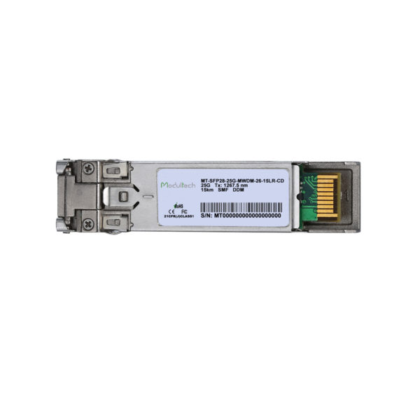 MT-SFP28-25G-MWDM-26-15LR-CD