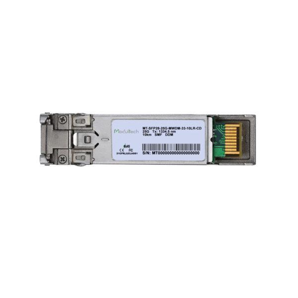 MT-SFP28-25G-MWDM-33-10LR-CD