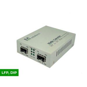 mediaconverter SFP to SFP, LFP-DIP