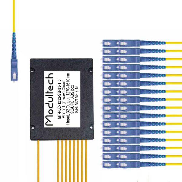 PLC-1x32 (ABS box) SC/UPC